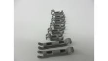 Bosch SMS40M12 lager, scharnier voor bordenrek. Art:611472