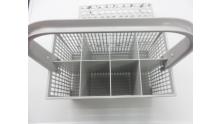 Bestekmand voor AEG afwasmachine/ vaatwasser Kleur grijs . Art:1525593008 of Art: 152559322