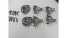 Bosch onderkorf scharnieren van de bordensteunen. Art:418675