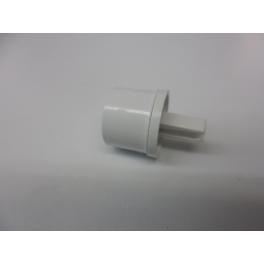 AEG Fav50180W  knop van het front. Art:118061512