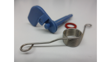 Bosch zeepbakdeksel ontspanner. Art: 166630