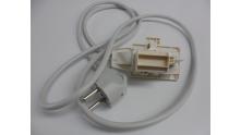 Siemens aansluitsnoer met ontstoringscondensator. Art: 498261