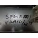 Siemens SE64A561/45 Bedieningspaneel Kompleet Met Moduul 490487